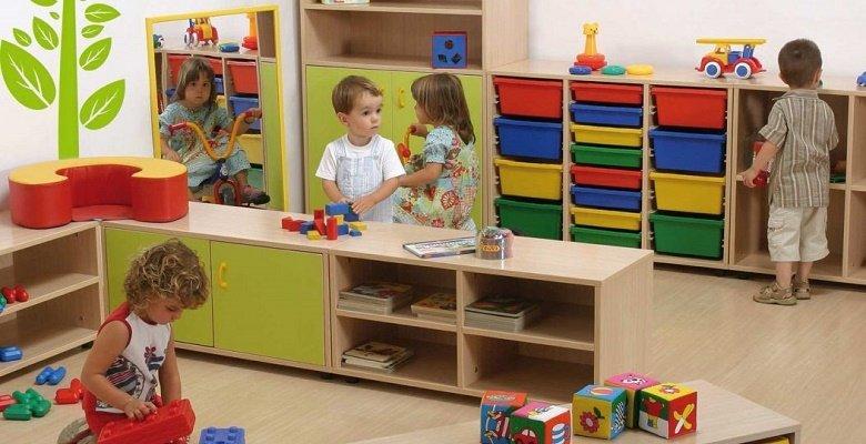 equipacion y mobiliario infantil y primaria