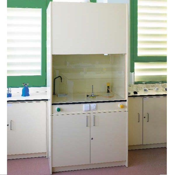 EACGCRT29-Cámara gases para laboratorio