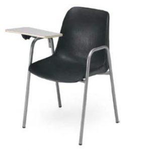 EASPCR9781-sillón estibable con atril-con-atril