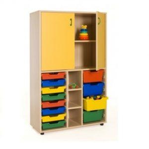 EMARMB600317-Mueble cubetero y armario