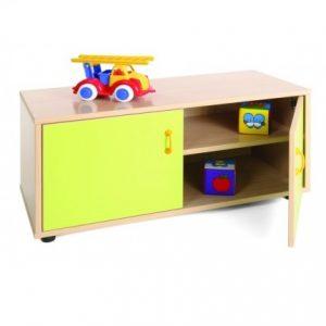 EMMAMB600102- Mueble superbajo armario-2-estantes
