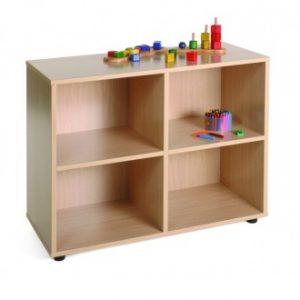 EMMAMB600203- Mueble bajo 4 casillas
