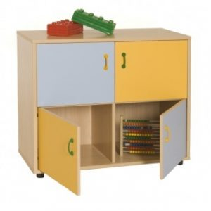 EMMAMB600218- Mueble bajo armario -4-casillas-4-puertas