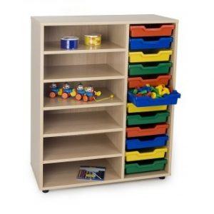 EMMAMB600818-Mueble intermedio estantería cubetero