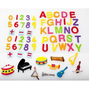 letras números música