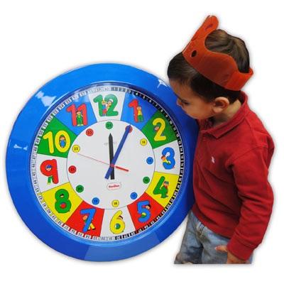 IAJDHE767-Reloj Gigante números