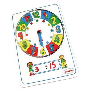 IAJDHE774-Reloj Manual Números