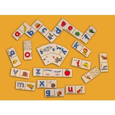 IAJDHE837-I-Dominó alfabeto inglés