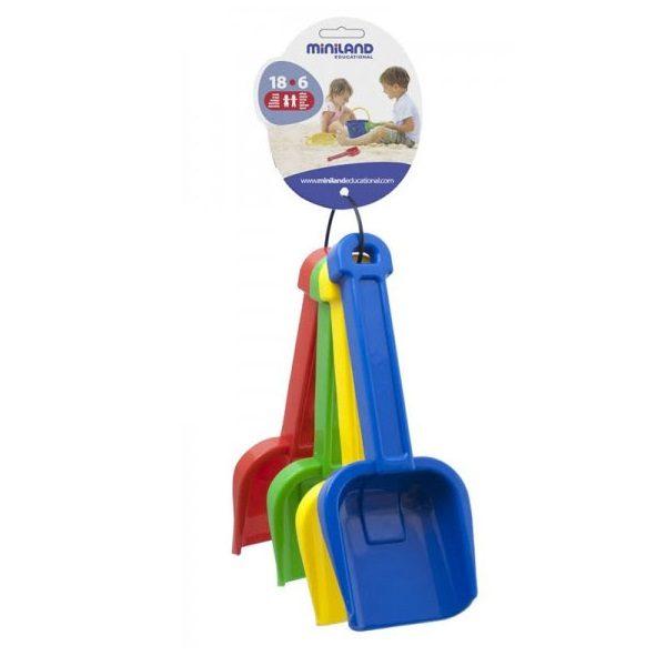 Palas juguete especiales 24cm