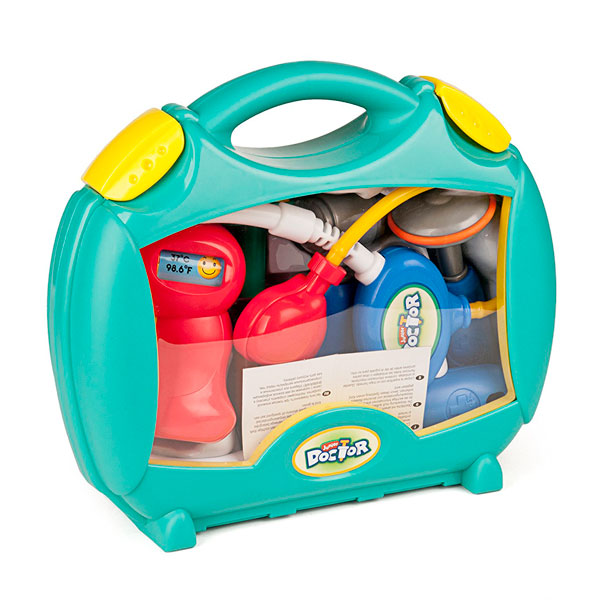 Baby doctor maletín médico juguete