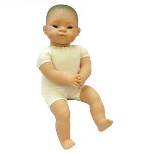 IAJDIM1-31065 muñeco asiático blandito