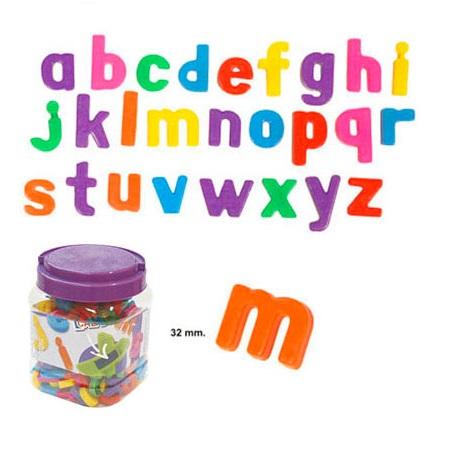 IAJDIM1-97913 letras magnéticas minúsculas-160-piezas