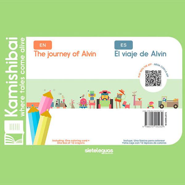 IAJDSL el Viaje de Alvin EsEn-2