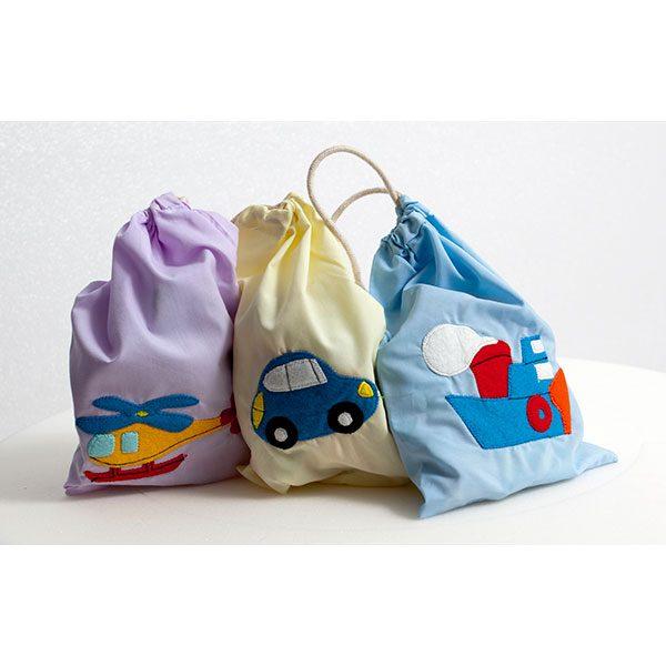 transporte velcros sacos