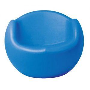 IDASAM581100 azul Silla esfera