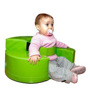 Sillón bebé sentador seguridad