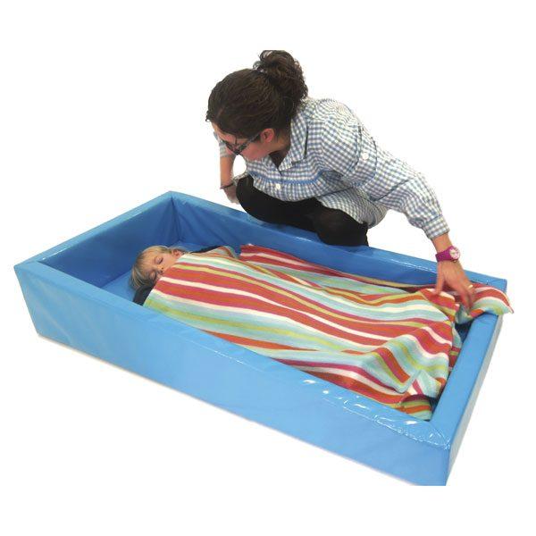 Cuna Foam con colchón