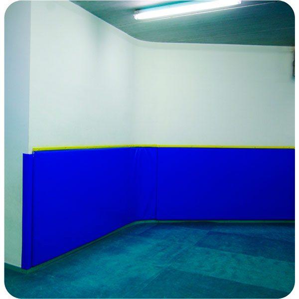 Protección pared interior