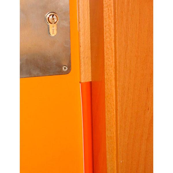 IHPRSU120 Protección puerta media luna