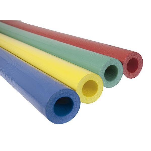 Protección tubo con PVC exterior