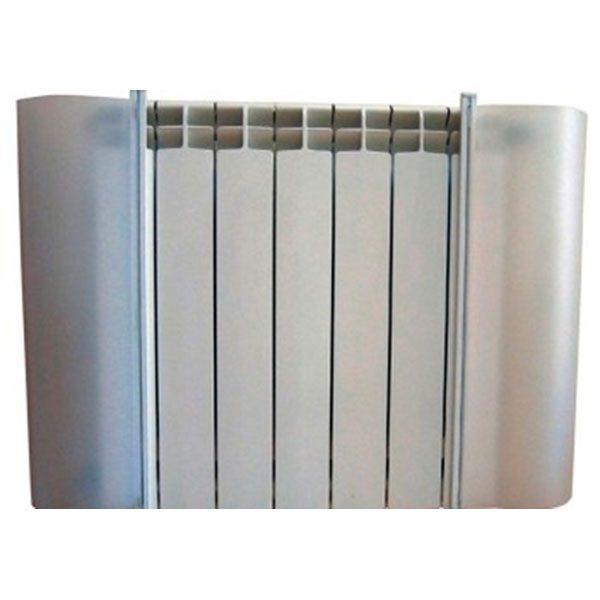 Protección radiador semirrigida opaca