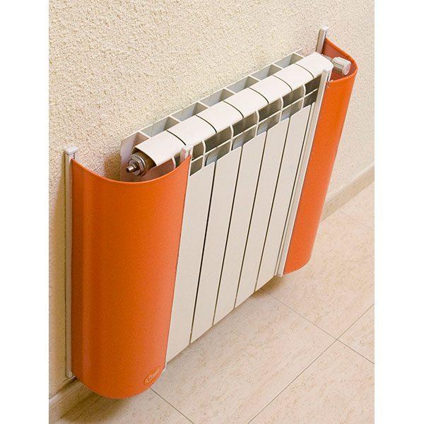 Protección radiador semirrigida colores