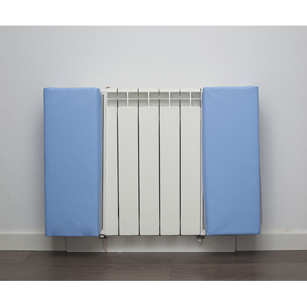 Protección foam esquina radiador