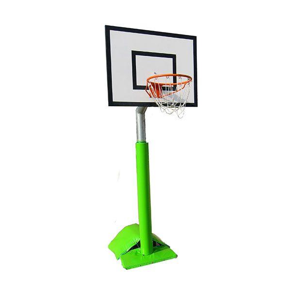 Protección canasta baloncesto Protección contrapeso canasta