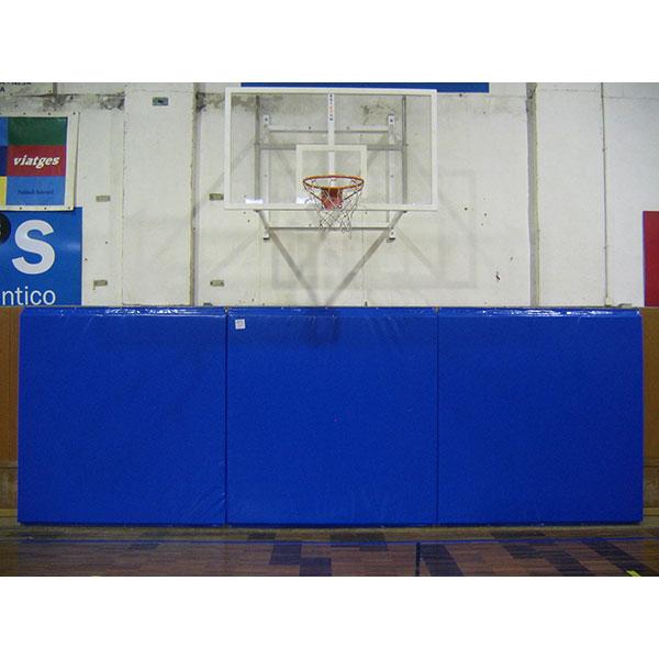 Protección canasta baloncesto