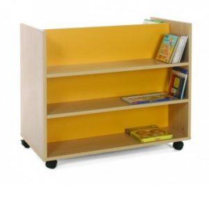 IMBIMB600903-carro librería-doble-frontal