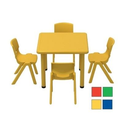 IMMEIM5150-151-y-152-Mesa infantil cuadrada
