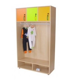 IMPEMB600636- Mueble perchero abierto