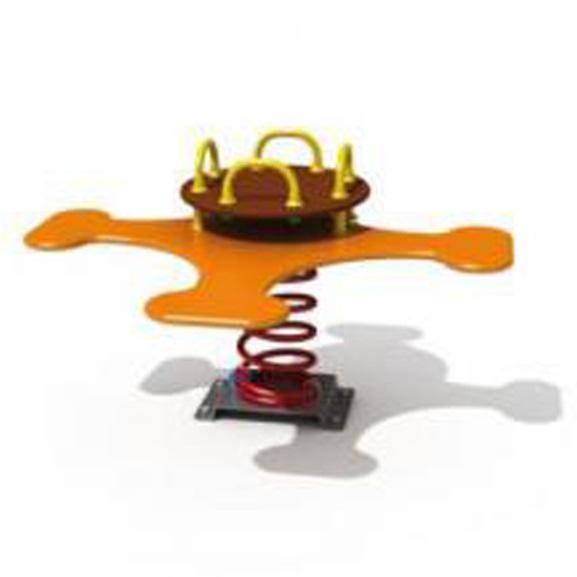 IPMAMYJE-2981 mini-balancín de aspa-cuatro-plazas