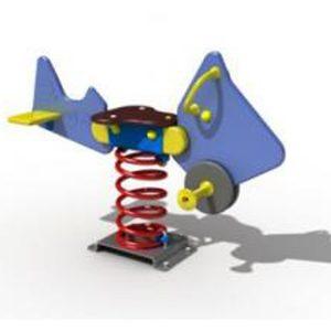IPMAMYJE-913-Muelle Figura Balanceante Avión