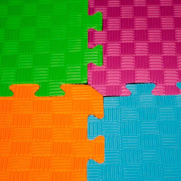 Puzzle infantil pavimento