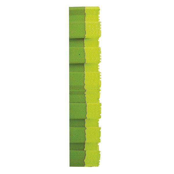 Puzzle escolar bicolor pavimento
