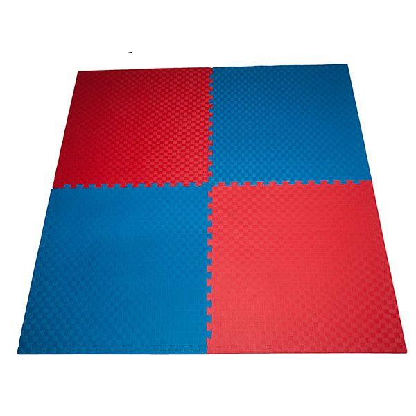Puzzle artes marciales pavimento gimnasio