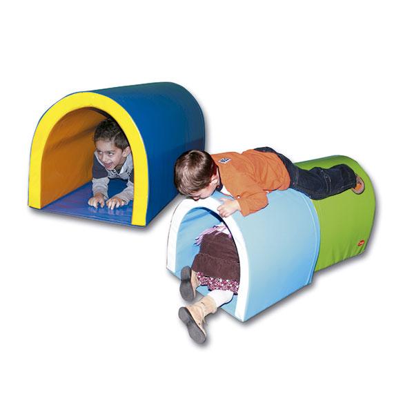 Túnel psicomotricidad