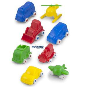 ISJPIM1-27471 Minimobil 32 pcs. / Contenedor
