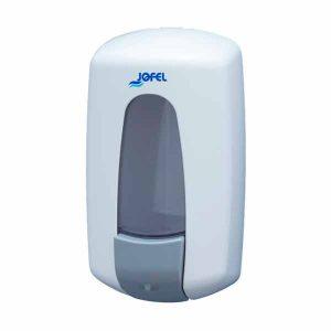 Dosificador de Jabón Aitana ABS blanco