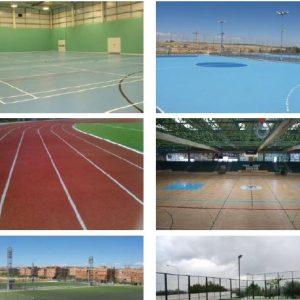 Obra deportiva