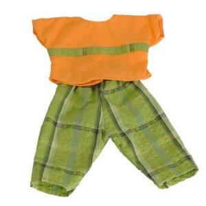 Conjunto Camisa y pantalón para muñeco