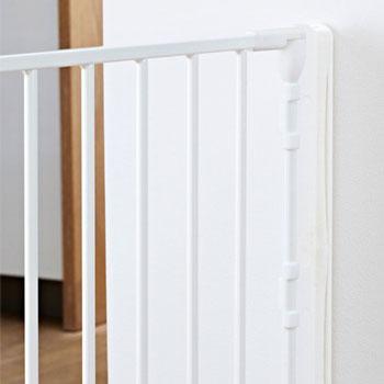 Barrera de seguridad Flex M Blanco