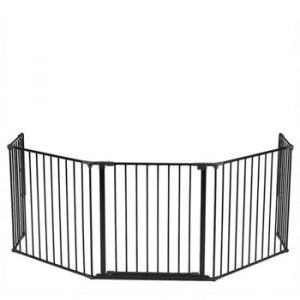 Barrera de seguridad Flex XL Negro