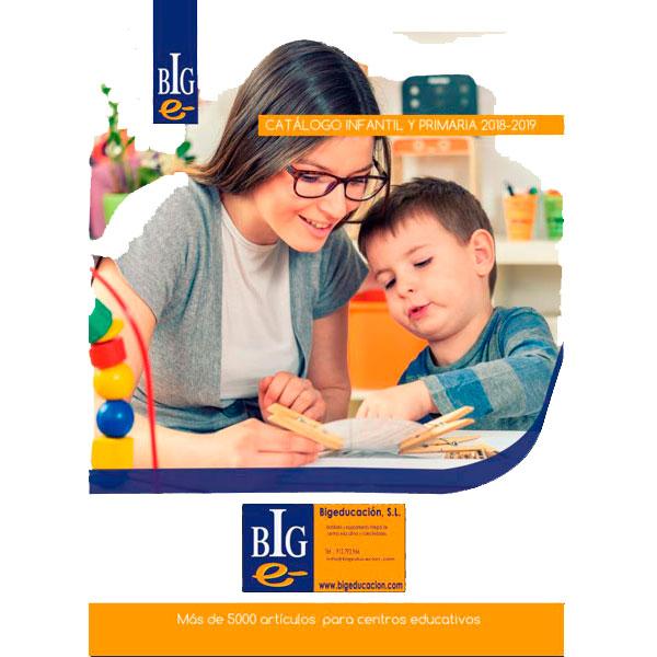 Catálogo de Infantil y Primaria