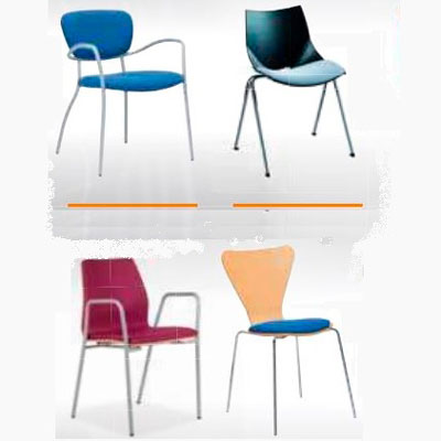 Catálogo sillas comedor | Mobiliario escolar