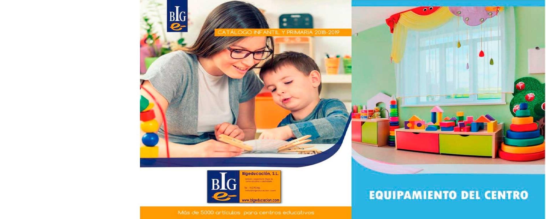 Catalogo infantil y primaria