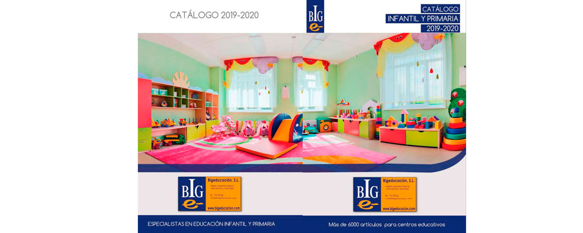 Catálogo Infantil primaria 2019-2020