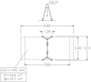 Columpio - Sencillo (2 Asientos Normales) IPMAMYGE-3020