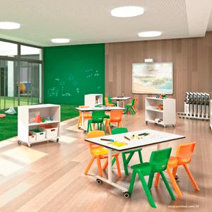 1. Educación Infantil